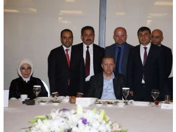 Anadolu Medyası Cumhurbaşkanı Erdoğan İle Görüştü