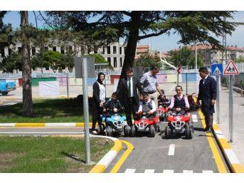 Büyükşehir'den Trafik Eğitim Alanı