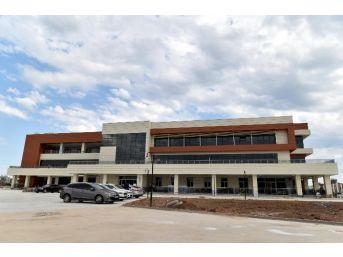54 Üniteli Diş Hastanesi Açılış İçin Gün Sayıyor