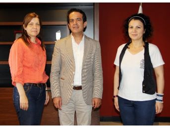 Antalya'nın Hikayesini Kilime Dokudular