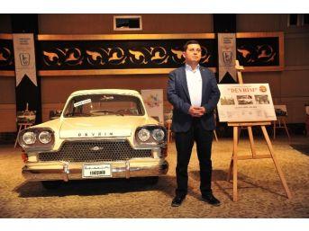 Başkan Tütüncü, Konya'da Nostaljik Otomobilleri Tanıttı