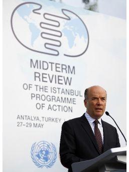 En Az Gelişmiş Ülkeler Toplantısı Antalya'da Başladı