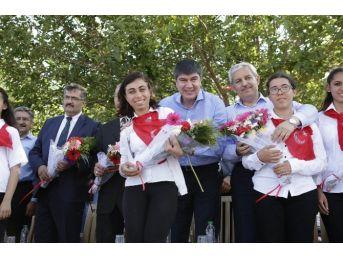 Finike Ve Kumluca'da Özel Eğitim Şenliği Düzenlendi