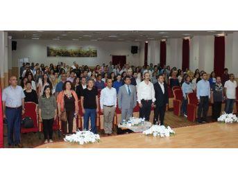 Aydın'da 250 Rehber Öğretmen Ram Günlerinde Buluştu