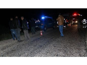 Manyas'ta Kaza: 1 Ölü, 2 Yaralı