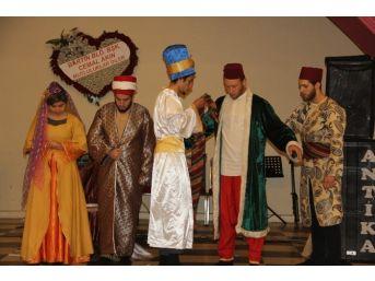 Ahilik Haftası Kutlama Töreni Yapıldı
