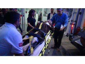 Diyaliz Hastalarını Taşıyan Minibüs Kaza Yaptı: 13 Yaralı