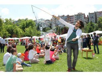 9. Çocuk Şenliği Kültürpark'ta Coşkuyla Kutlandı
