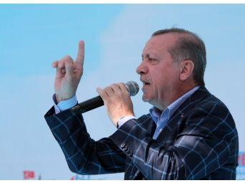 Cumhurbaşkanı Erdoğan, Diyarbakır'dan, Pyd'ye Destek Veren Abd'ye Seslendi