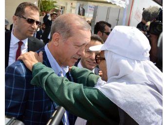 Erdoğan'dan Şehit Annesine Yakın İlgi