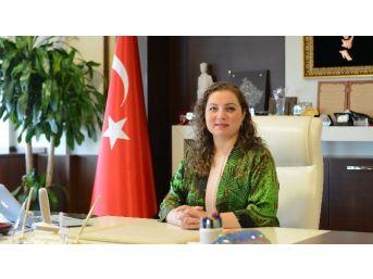 Rektör Çakar, Bilim Sanayi Ve Teknoloji Bakanı Dr. Faruk Özlü'ye Tebrik Etti