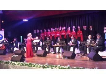 Samsun'da Düzce Belediyesi Tsm Rüzgarı Esti