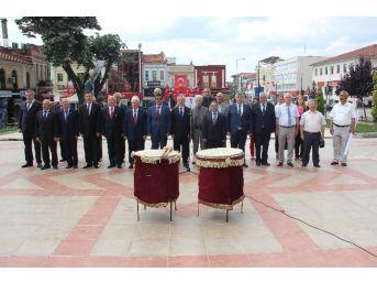 Edirne'de Ahilik Haftası Kutlamaları