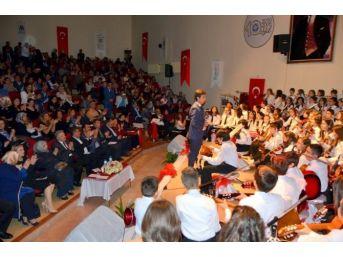 Fidem Okulu Miniklerinden Halk Ezgileri Konseri
