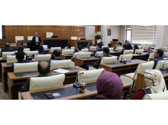 Büyükşehir'den E-devlet Eğitimi