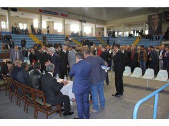 Erzurum Şoförler Ve Otomobilciler Odası Başkanlığına Yücel Karakaya Seçildi