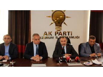 Maliye Bakan Yardımcısı Yavilioğlu, Başkanlık Sistemini Anlattı
