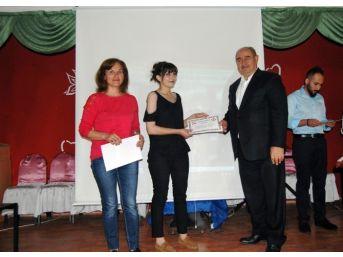 Gönlü Güzel İnsanlar Eğitim Projesinin Yıl Sonu Ödül Töreni Yapıldı