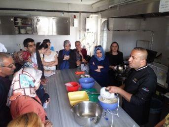 Çölyak Hastalarına Gaziantep Mutfağı Kursu