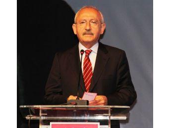 Chp Lideri Kılıçdaroğlu Da, Muhtarlarla Buluştu