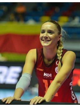 Gamze Alikaya 3 Yıl Daha Galatasaray'da