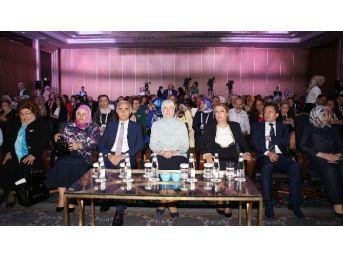 """Ramazanoğlu: """"10 Yılda Kadının İşgücüne Katılımı 8,2 Puan Arttı"""""""