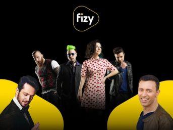 Turkcell, Fizy İçin Aynı Anda Farklı Şehirde 3 Konser Vereceğini Açıkladı