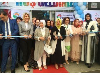 Tuzla'da El Sanatları Kermesi Açıldı