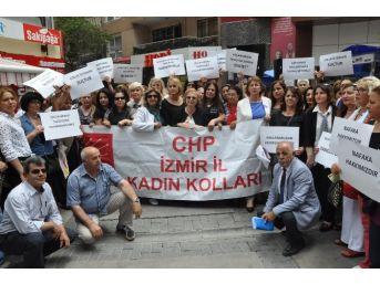 Chp'li Kadınlardan Boşanma Komisyonuna Karşı İmza Kampanyası