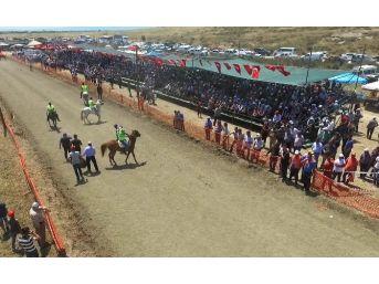 Rahvan Atçılar Menemen'de Buluştu