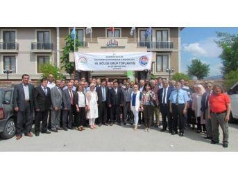 45. Birleştirilmiş Bölge Grup Toplantısı Karabük'te Yapıldı