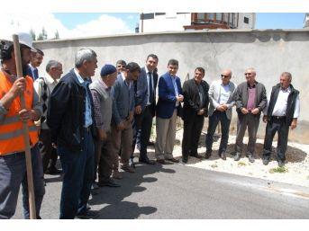 Karaman'da İki Mahalle Daha Doğal Gaza Kavuşuyor