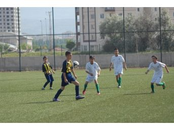 Kayseri U-13 Futbol Ligi A Grubu