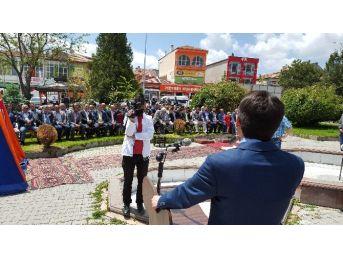 Tomarza'da Ahilik Kutlamalarına Büyük İlgi