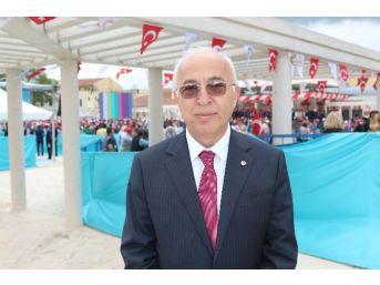 """Kayseri Ticaret Odası Başkanı Hiçyılmaz: """"ahilik, Kardeşlik Demektir"""""""