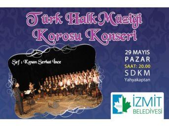 Sdkm'de Ücretsiz Konser Var