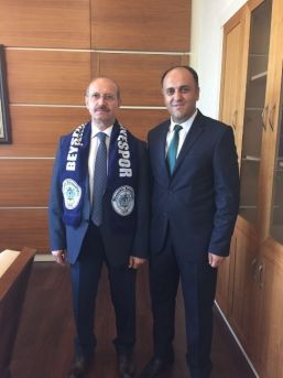 Başkan Özaltun'dan Sorgun'a Ziyaret