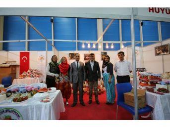 Beyşehir Belediyesi Konya Kent 2016 Fuarı'nda