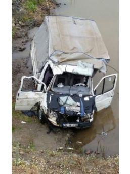 Simav'da Trafik Kazası, 2 Ölü