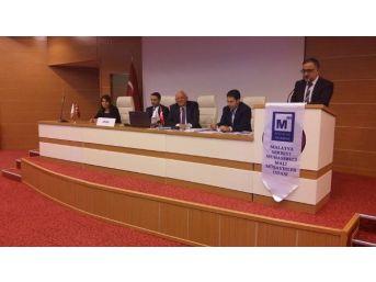 Smmmo'nun 22. Seçimli Olağan Genel Kurul Toplantısı Başladı