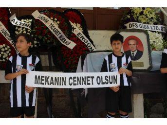 Manisaspor'un Efsane Başkanı Toprağa Verildi