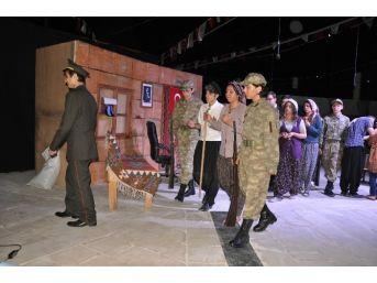 Mersin 2. Liseler Arası Tiyatro Şenliği