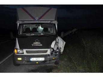 Mersin'de Trafik Kazası: 2,5 Yaşındaki Çocuk Öldü, 5 Kişi Yaralandı
