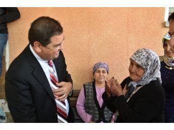 Başkan Tokat, Selimiye Ve Çevre Mahallelerinde Vatandaşla Bir Araya Geldi