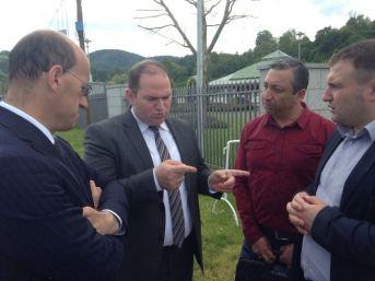 Patates Araştırma Enstitüsü Heyeti Bosna Hersek'ten Döndü