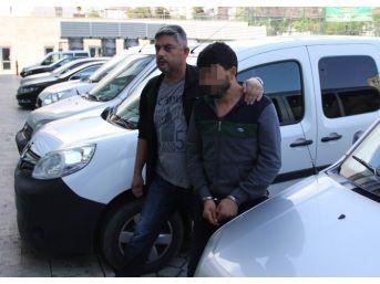 Uyuşturucu Suçundan 7.5 Yıl Cezası Bulunan Şahıs Tutuklandı