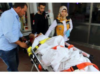 Maganda Kurşunuyla Vurulan Çocuk Yoğun Bakıma Alındı