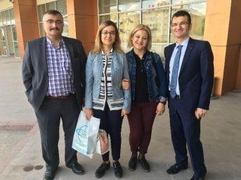 20 Yıl Sonra Öğrencileriyle Çankırı'da Buluştu