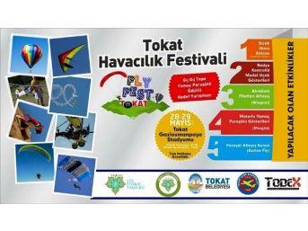 Tokat'ta Havacılık Festivali