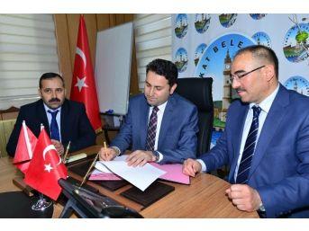Tokat'ta Toplum Yararına Çalışma Projesi